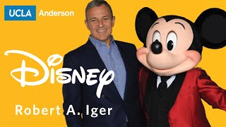 Leaders on Leadership: Robert A. Iger, The Walt Disney Company