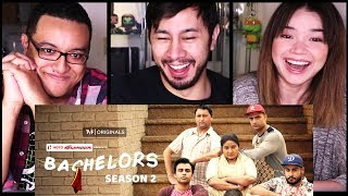 TVF BACHELORS S02E03 | Reaction w/ Ricardo Elliott & Achara!