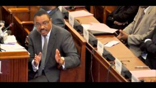 PM Hailemariam Desalegn Press Conference With Journalist On Current Issues