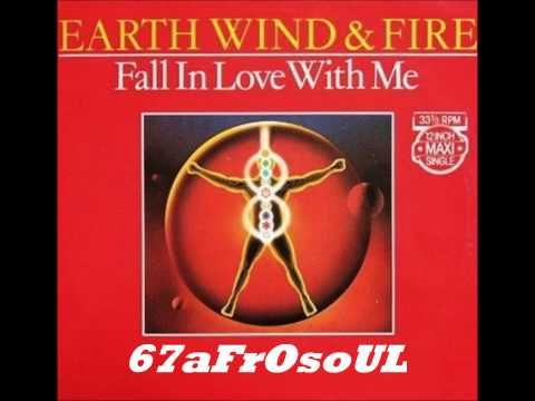 ✿ EARTH WIND & FIRE - Fall In Love With Me (1982) ✿