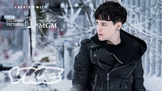 """Inside the Making of """"The Girl in the Spider's Web"""" - Created with Columbia Pictures & MGM Pictures"""