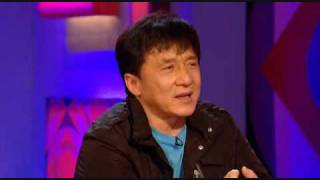 (HQ) Jackie Chan on Final Jonathan Ross Show (part 2)
