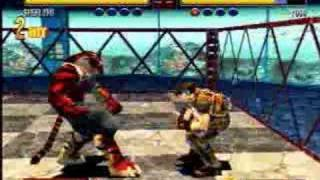 Bloody Roar 2 video
