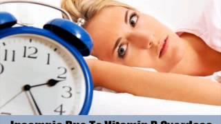 6 Likely Symptoms Of Vitamin B Overdose