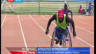 Safaricom announces Sh4.5M sponsorship deal for the Kenya's Paralympics and athletics teams