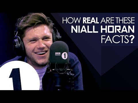 How Real Are These Niall Horan 'facts?' Mp3