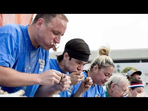 Rib Eating World Championship 2015