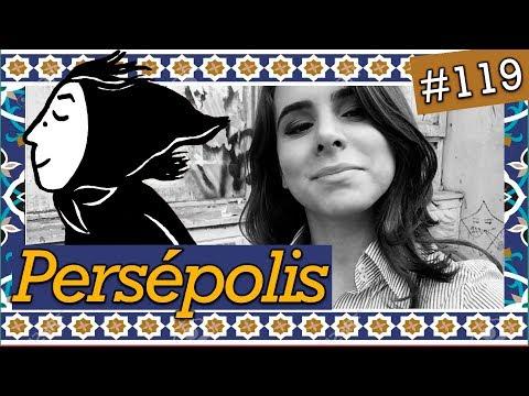 PERSÉPOLIS, DE MARJANE SATRAPI (#119)