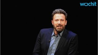 Ben Affleck Expresses His Love For Jennifer Garner
