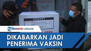 Najwa Shihab hingga Raffi Ahmad Dikabarkan Jadi Penerima Vaksin bersama Jokowi, Kemenkes Buka Suara