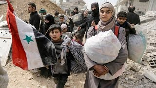 Surviving in war-torn Syria - Video Youtube