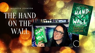 The Hand on the Wall | A YA Book Review