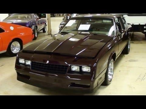 1985 Chevrolet Monte Carlo SS Quick Look