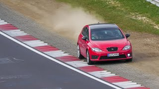 Nürburgring Afternoon Highlights & Action! 09 04 2021 Touristenfahrten Nordschleife