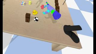 Bullet 2.86 VR haptics glove