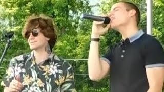 "Matt McAndrew & Chris Jamison ~ ""Lost Without You"" - Lake George, NY 2015"