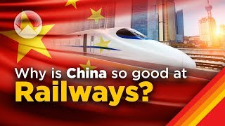 Why China Is so Good at Building Railways – Wendover Productions – 2018