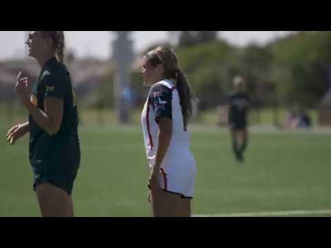 Texas Tech Soccer: Carly Wickenheiser Mic'd Up | 2018