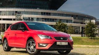 Смотреть онлайн Обзор SEAT Leon 2014 года глазами владельца