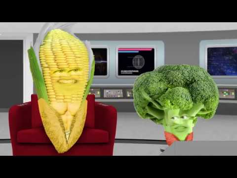 Otravný Pomeranč - Kornova pomsta (parodie Star Trek) - Fénix ProDabing