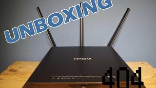 [UNBOXING] LTE WIFI Router Nighthawk R7100LG von Netgear