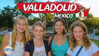 Valladolid Mexico Travel Guide - Chichen Itza & Coba Mayan Ruins   90+ Countries With 3 Kids