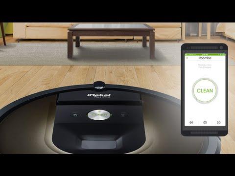 Робот-пылесос iRobot Roomba 980 Video #1