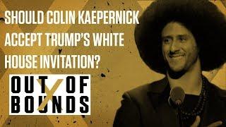 Should Colin Kaepernick Accept Trump