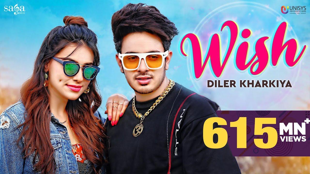 Wish Lyrics - Diler Kharkiya Ft. Ginni Kapoor Full Song Lyrics    Lyricworld.xyz
