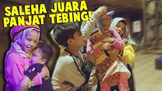 Video Challenge Panjat Tebing Saleha Kalahin Semuanya! MP3, 3GP, MP4, WEBM, AVI, FLV September 2019