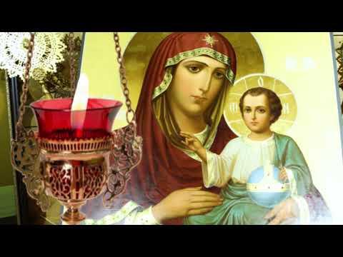 25 октября - день иконы Божией Матери Иерусалимская. Одна из самых почитаемых икон Богородицы