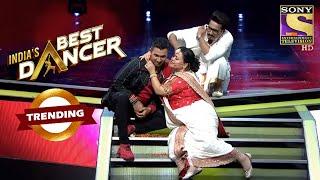 Bharti और Terence ने किया एक Funny - Romantic Act  | India's Best Dancer | Trending