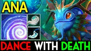 Dance with Death - Amazing Skill Puck by Ana 7.06 Dota 2