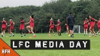 LFC MEDIA DAY | PRESEASON TRANSFERS & TRAINING