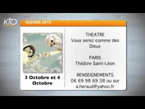 Agenda du 18 septembre 2015