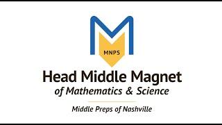 Head Magnet Middle Prep