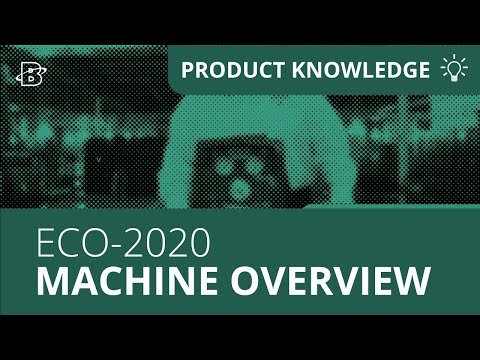 ECO-2020 | Refrigerant Recovery Machine Overview