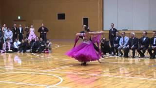 第4回栃木県ダンス祭、山口賢二・由紀子組