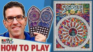 Sagrada - How To Play