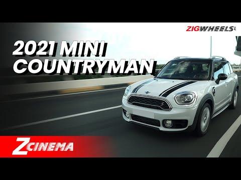 2021 Mini Cooper S Countryman | ZCinema