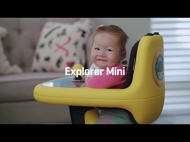 Explorer Mini Baby Power Wheelchair Video