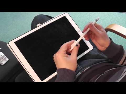Quater iPad Pro Apple Pencil Halter