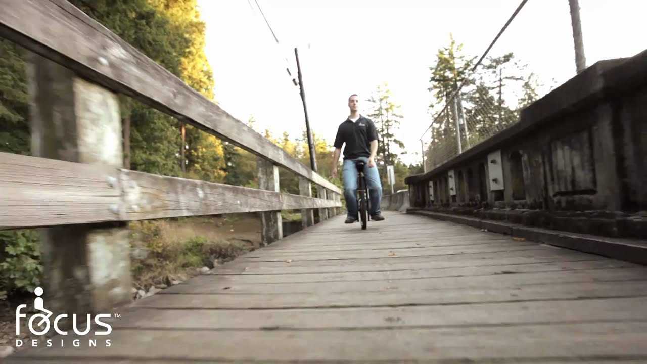 Wouldn't Your Life Be Better With A Self-Balancing Unicycle?