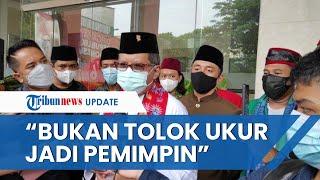Elektabilitas Ganjar Pranowo Imbangi Prabowo Subianto, PDIP: Bukan Tolok Ukur Jadi Pemimpin
