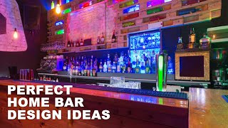 15 Home Bar Ideas For The Perfect Bar Design