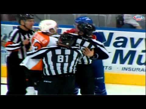 Zack FitzGerald vs Pierre-Luc Letourneau-Leblond