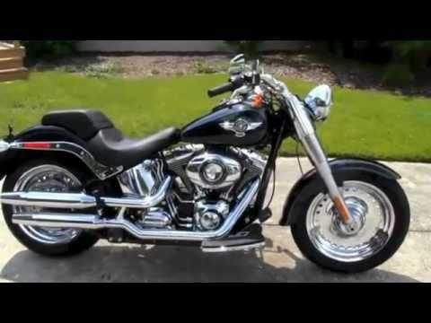 New 2013 Harley-Davidson FLSTF Softail Fat Boy