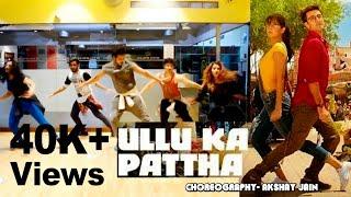 Ullu Ka Pattha | Jagga Jasoos | Arijit Singh  | Zumba Dance Routine | Dil Groove Mare