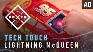 Tech Touch McQueen | BOXED | Disney