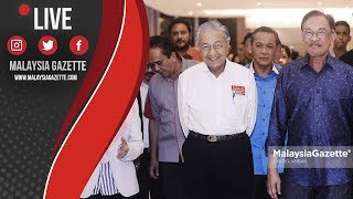 MGTV LIVE : Program Temurapat Parti Keadilan Rakyat